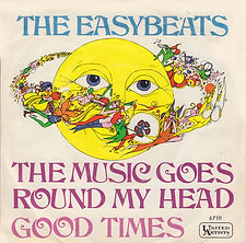 Easybeats The Music Goes Round My Head Norway