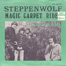 Steppenwolf Magic Carpet Ride Norway