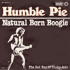Humble Pie Natural Born Boogie Germany