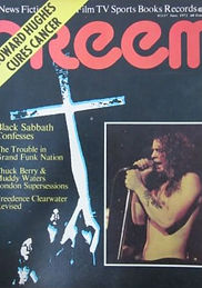 Black Sabbath Creem June 1972