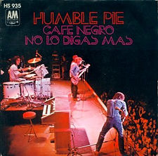 Humble Pie Black Coffee Spain