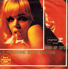 Electric Prunes Wind-Up Toys Utaly