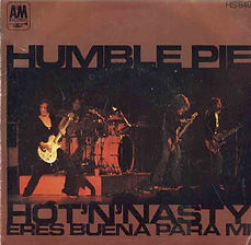 Humble Pie Hot'n'Nasty Spain