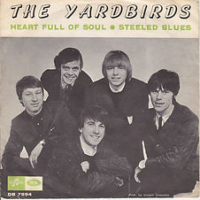Yardbirds Heart Full Of Soul Denmark