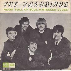 Yardbirds Heart Full Of Soul Denmark