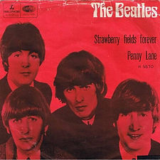 Beatles Strawberry Fields Forever Norway