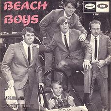 Beach Boys Barbara Ann Sweden