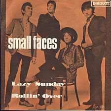 Small Faces Lazy Sunday Norway