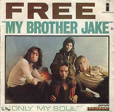 My Brother Jake / Only My Soul Island 6123 001 - 1971