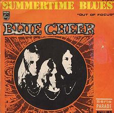 Blue Cher Summertime Blues Belgiium