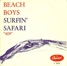 Beach Boys Surfin' Safari Sweden