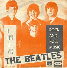 Beatles Rock And Roll Music Norway