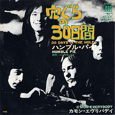 Humble Pie Thirty Days In The Hole Japan