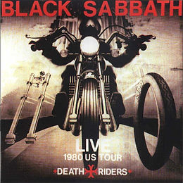 Black Sabbath - Death Riders - Their Satanic Majesties Return - LP - Bootleg