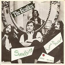 Beatles Something Norway