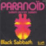 Black Sabbath - Paranoid / Sabbath Bloody Sabbath - France - Eurodisc 11462- 1977