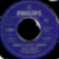 Black Sabbath - Sabbath Bloody Sabbath / Fluff - Phillipines - Philips PHI-1223- 197? - Side 1