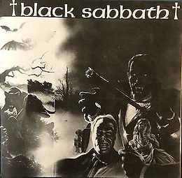 Black Sabbath - Live At The Civic Center Providence - LP - Bootleg