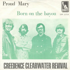 CCR Proud Mary Norway