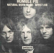Humble Pie Natural Born Bugie Norway