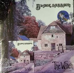Black Sabbath - The Witch - LP - Bootleg