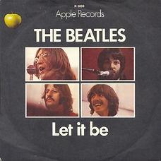 Beatles Let It Be Norway