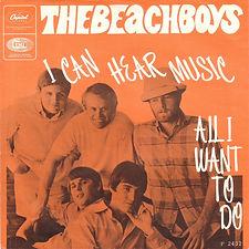 Beach Boys I Can Hear Music Norway