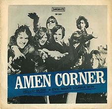 Amen Corner - Hello Susie - Norway PS