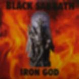 Black Sabbat - Iron God