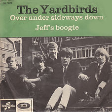 Yardbirds Over Under Sideways Down Denmark