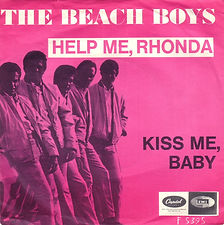 Beach Boys - Help Me Rhonda Norway