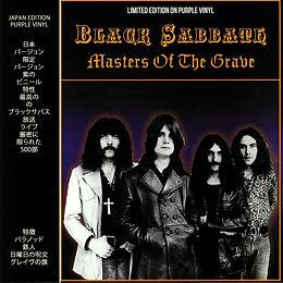 Black Sabbath - Master of The Grave