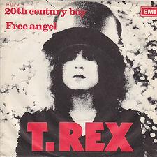 T Rex 20th Century Boy Denmark