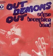 Edgar Broughton Band Out Demons Out France