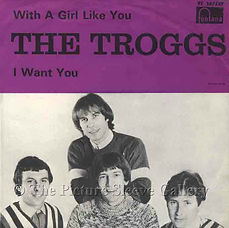 Troggs With A Girl LIke You Sweden