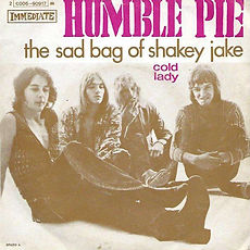 Humble Pie The Sad Bag Of Shaky Jake France