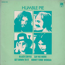 Humble Pie Black Coffee EP Singapore