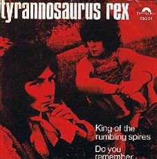 T Rex King Of The Rumbling Spires Norway