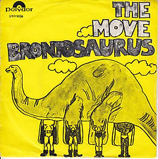 Move Brontosaurus Norway