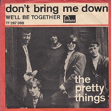 Pretty Things Don't Bring Me Down Sweden