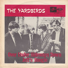Yardbirds Over Under Sideways Down Sweden