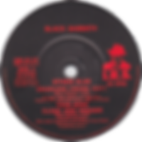 Black Sabbath - Headless Cross / Cloak And Dagger - UK - I.R.S. EIRS CB 107 - 1989 -Side 2