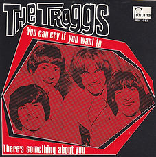 Troggs You Can Cry If You Want To Norway