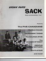 Brown Paper Sack magazine for sale