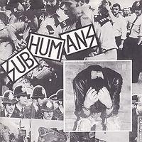 Subhumans - UK 1983 RE - VG+/VG+ €15