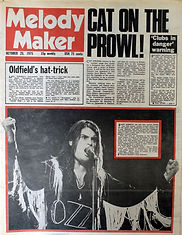 Black Sabbath Melody Maker