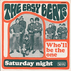 Easybeats Who'll Be The One Norway