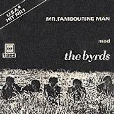 Byrds Mr Tambourine Man Norway