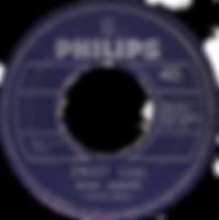 Black Sabbath - Sweet Leaf / After Forever - Phillipines - Philips PHI-1188- 197? - Side 1