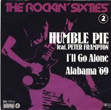 Humble Pie I'll Go Alone Germany